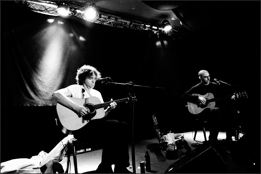Chris Brokaw & Geoff Farina by Laurent Orseau - Ponyhof - Frankfurt am Main, Germany #3