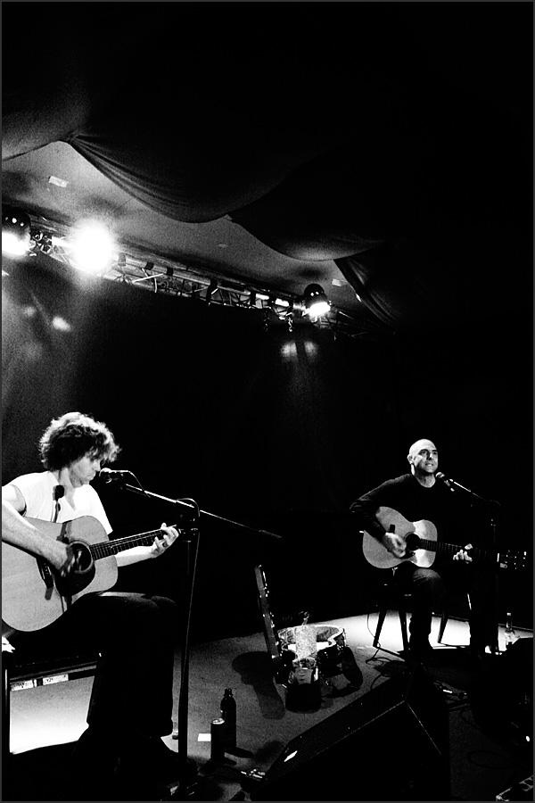 Chris Brokaw & Geoff Farina by Laurent Orseau - Ponyhof - Frankfurt am Main, Germany #4