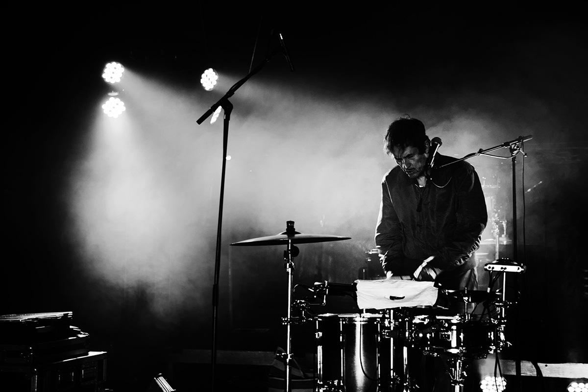 Chris Imler by Laurent Orseau - Soundcheck - Circus Claus - Les Ateliers Claus - Brussels, Belgium #3