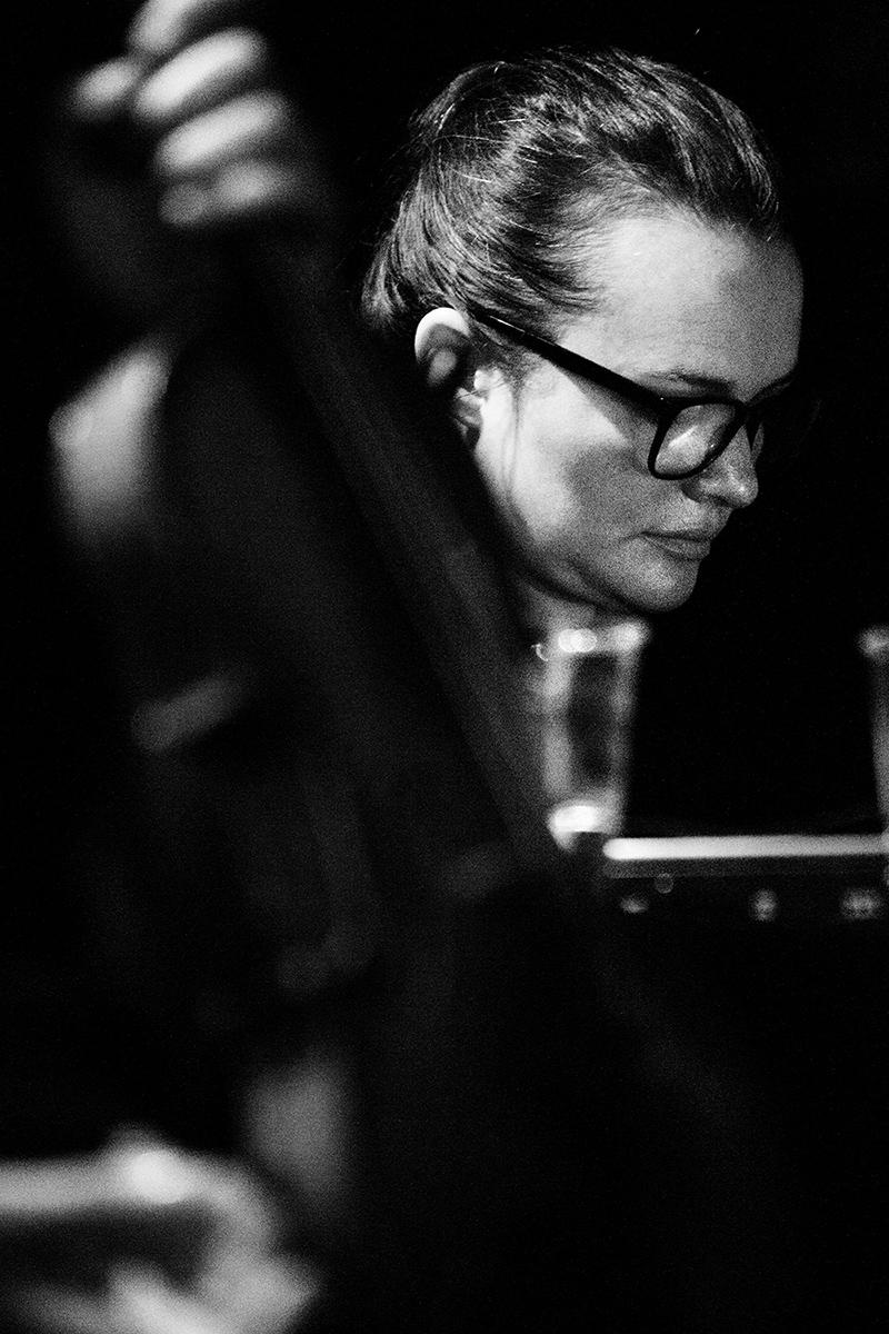 Christina Vantzou by Laurent Orseau - Meakusma Festival - Eupen, Belgium #1