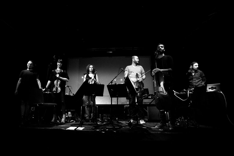 Christina Vantzou by Laurent Orseau - Meakusma Festival - Alter Schlachthof - Eupen, Belgium #8