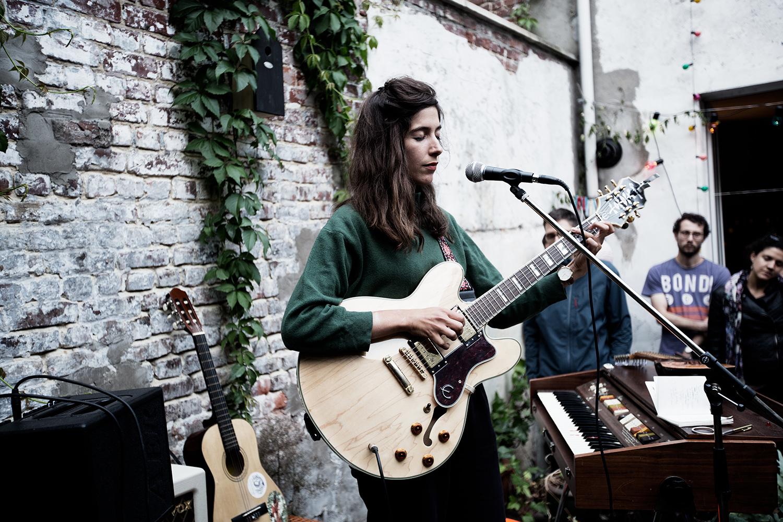 Clare Louise by Laurent Orseau - Musiques de cour - Brussels, Belgium #1