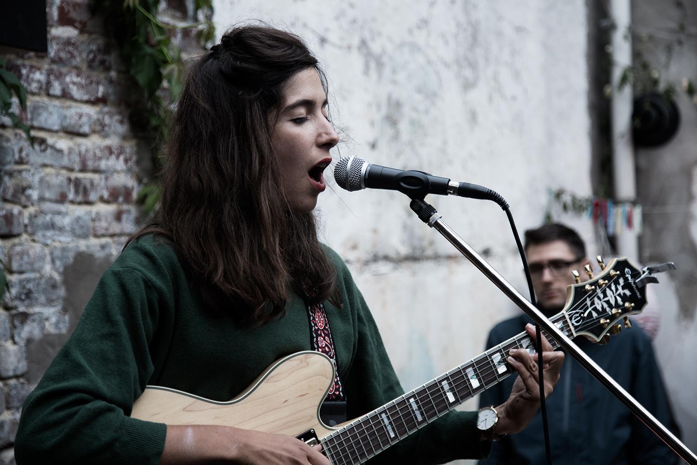Clare Louise by Laurent Orseau - Musiques de cour - Brussels, Belgium #2