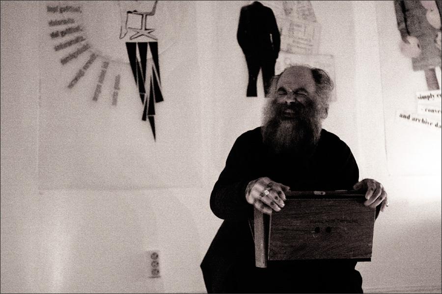 Daniel Higgs by Laurent Orseau - Walpodenakademie - Mainz, Germany #14