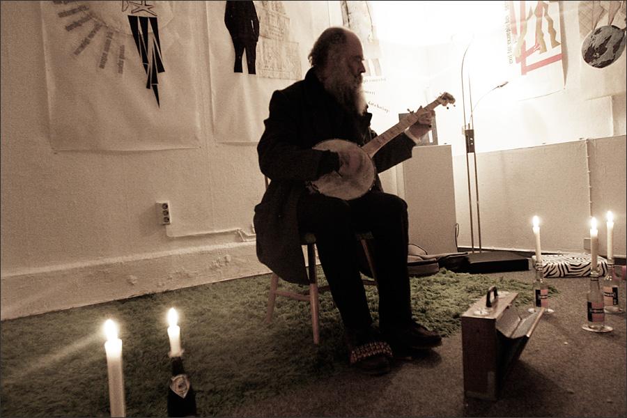 Daniel Higgs by Laurent Orseau - Walpodenakademie - Mainz, Germany #4