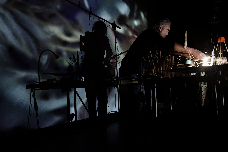 David Neaud by Laurent Orseau - Les Ateliers Claus - Brussels, Belgium #4