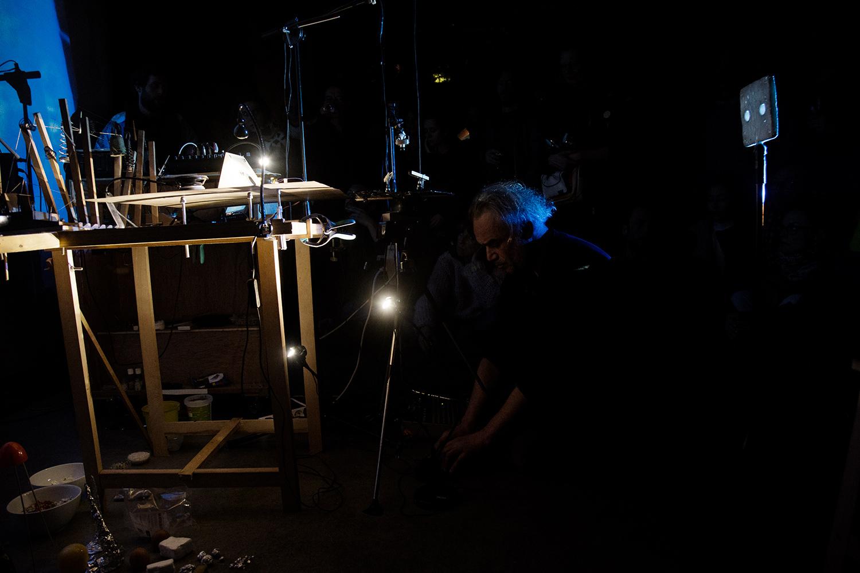 David Neaud by Laurent Orseau - Les Ateliers Claus - Brussels, Belgium #7