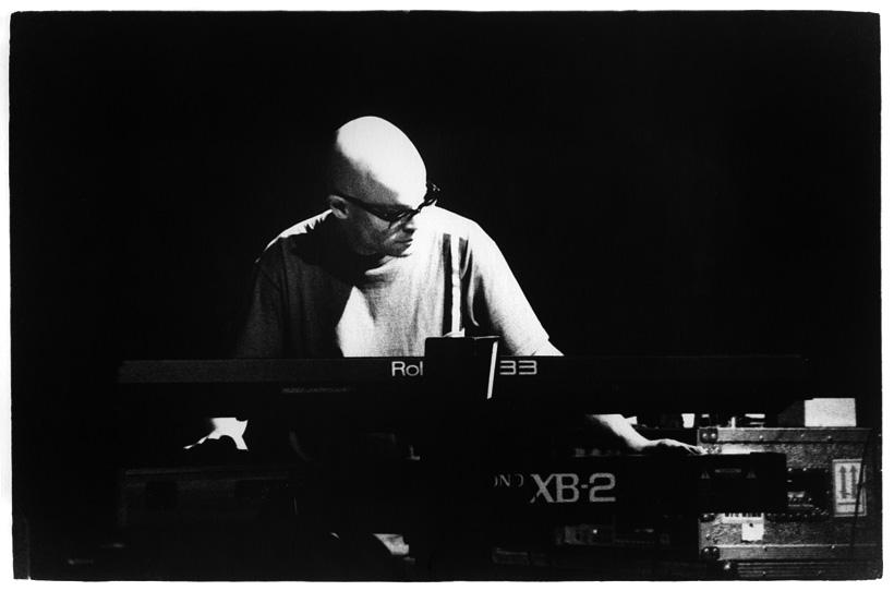 Death in Vegas by Laurent Orseau - Black Sessions - La Maison de la Radio - Paris, France #8