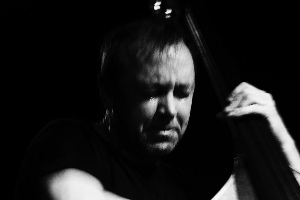 Decoy Trio + Joe McPhee by Laurent Orseau - Concert - Les Ateliers Claus - Brussels, Belgium #3