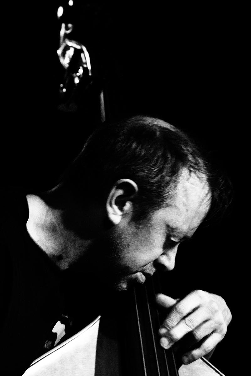 Decoy Trio + Joe McPhee by Laurent Orseau - Concert - Les Ateliers Claus - Brussels, Belgium #9