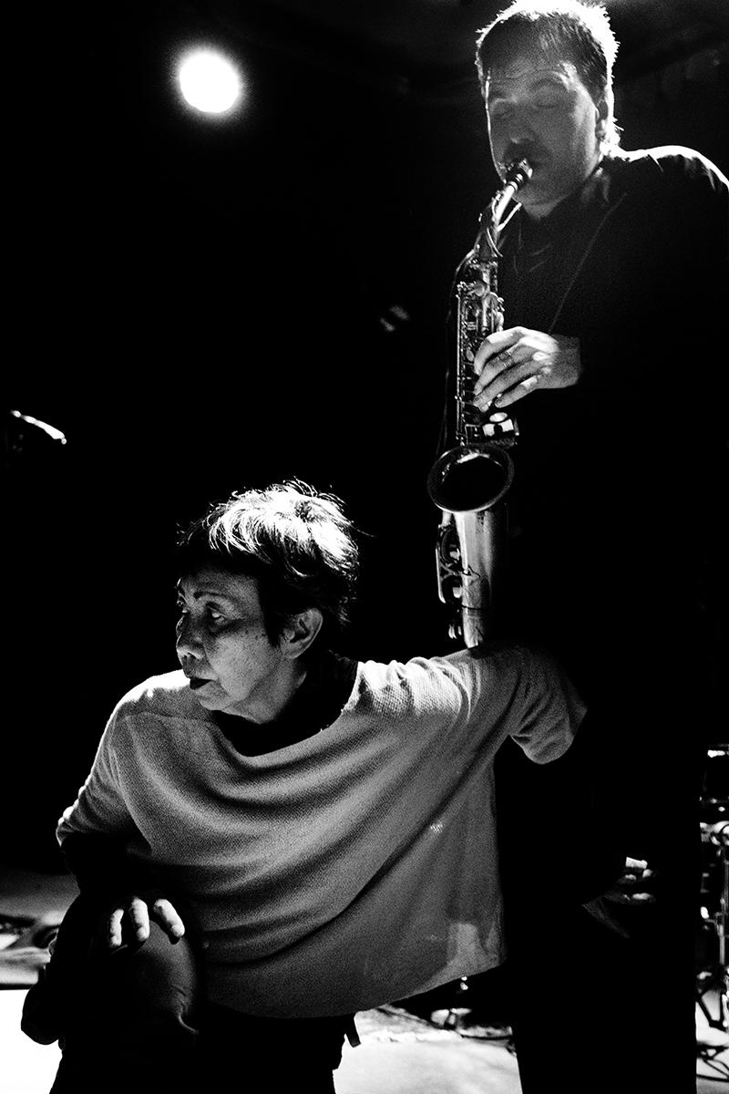 Devin Brahja Waldman with Yoshiko Chuma by Laurent Orseau - Les Ateliers Claus - Brussels, Belgium #11