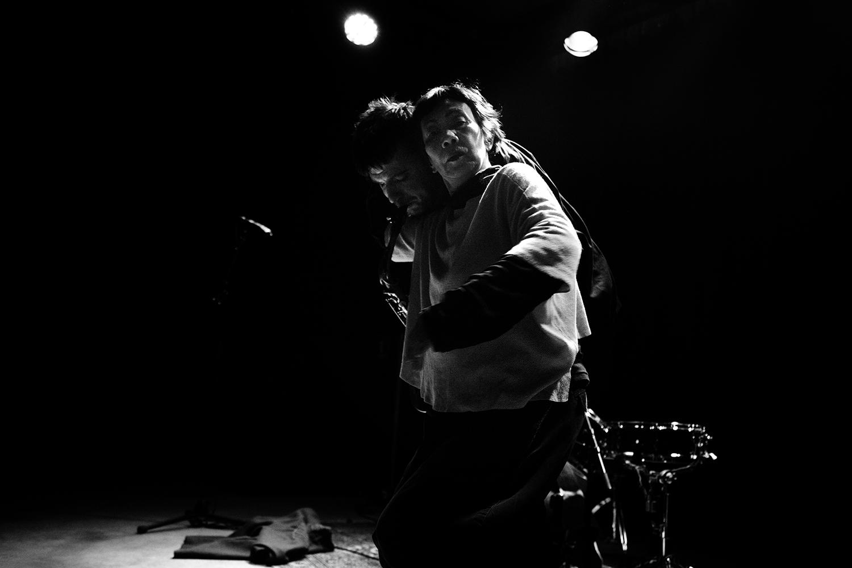 Devin Brahja Waldman with Yoshiko Chuma by Laurent Orseau - Les Ateliers Claus - Brussels, Belgium #12