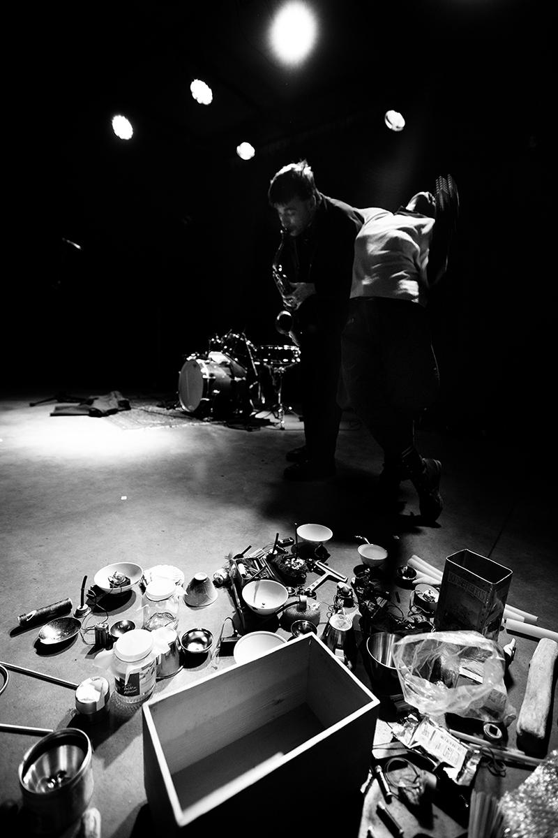 Devin Brahja Waldman with Yoshiko Chuma by Laurent Orseau - Les Ateliers Claus - Brussels, Belgium #13