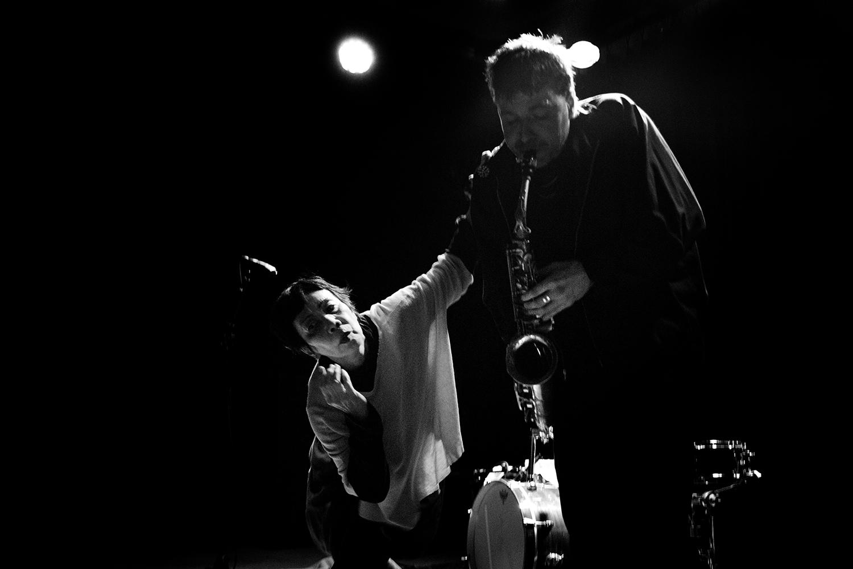 Devin Brahja Waldman with Yoshiko Chuma by Laurent Orseau - Les Ateliers Claus - Brussels, Belgium #14