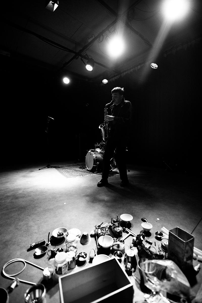 Devin Brahja Waldman with Yoshiko Chuma by Laurent Orseau - Les Ateliers Claus - Brussels, Belgium #2