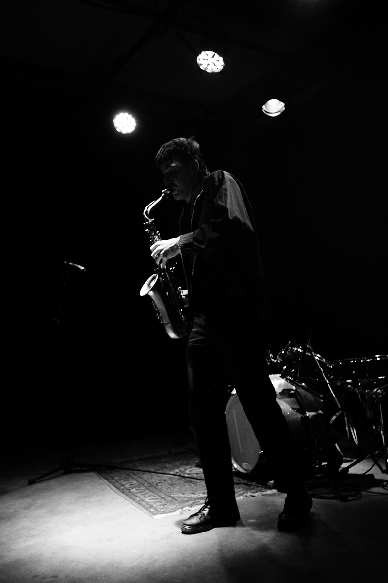 Devin Brahja Waldman with Yoshiko Chuma by Laurent Orseau - Les Ateliers Claus - Brussels, Belgium #4