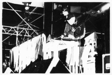DJ Shadow by Laurent Orseau - La Route du Rock - Fort de Saint-Père - St Malo, France #2
