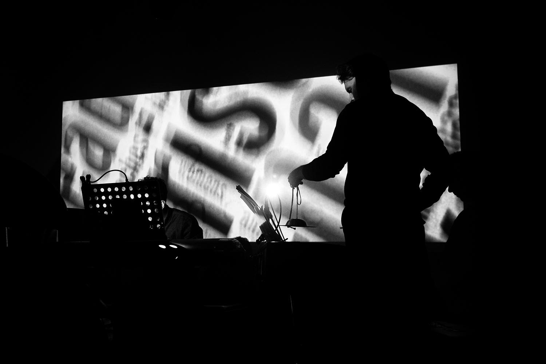 Dominique Lawalrée by Laurent Orseau - Concert - Les Ateliers Claus - Brussels, Belgium #3