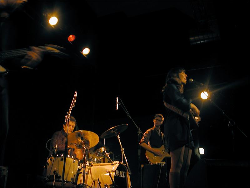 Eleni Mandell + Band by Laurent Orseau - Concert - Brotfabrik - Frankfurt am Main, Germany #10