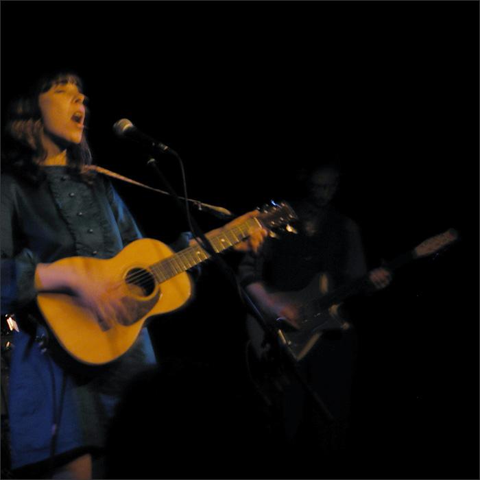 Eleni Mandell + Band by Laurent Orseau - Concert - Brotfabrik - Frankfurt am Main, Germany #11
