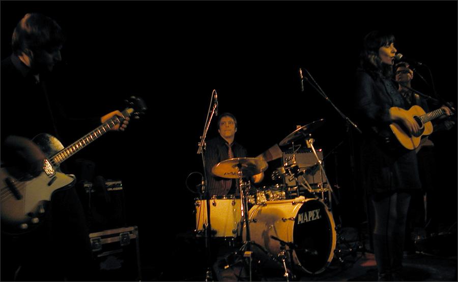 Eleni Mandell + Band by Laurent Orseau - Concert - Brotfabrik - Frankfurt am Main, Germany #8