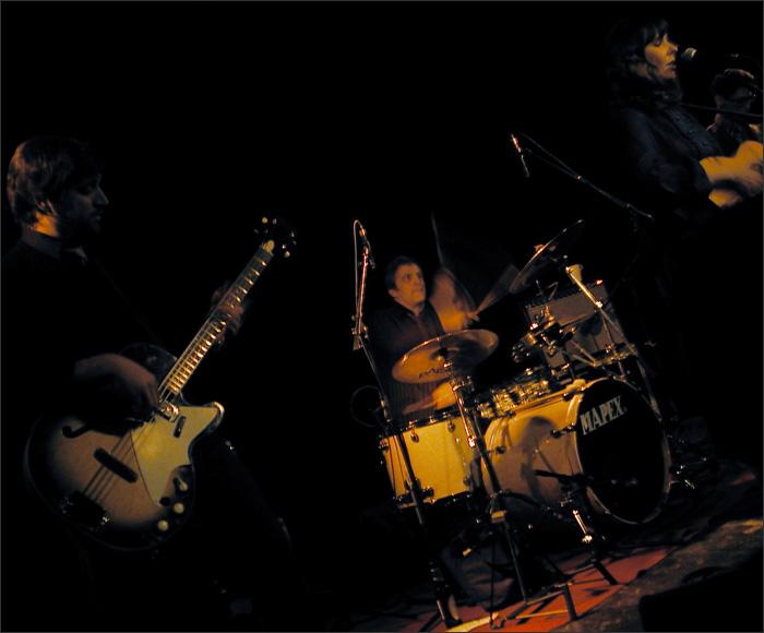 Eleni Mandell + Band by Laurent Orseau - Concert - Brotfabrik - Frankfurt am Main, Germany #9