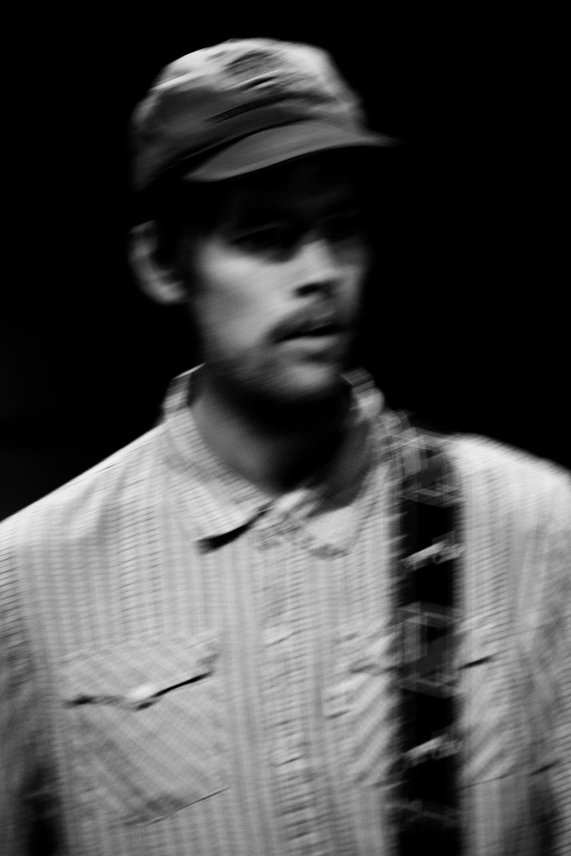 Emmeluth's Amoeba: Signe Emmeluth & Christian Balvig & Ole Mofjell & Karl Bjorå by Laurent Orseau - Summer Bummer Festival - De Studio - Antwerp, Belgium #10