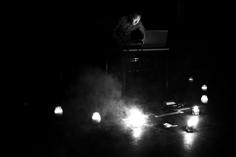 Ensemble Economique by Laurent Orseau - Concert - Le Bunker - Brussels, Belgium #3