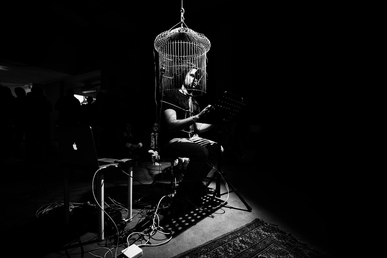 Erfan Abdi - Les Ateliers Claus - Brussels, Belgium