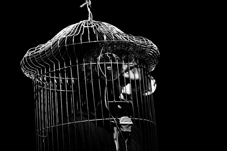 Erfan Abdi by Laurent Orseau - Les Ateliers Claus - Brussels, Belgium #2