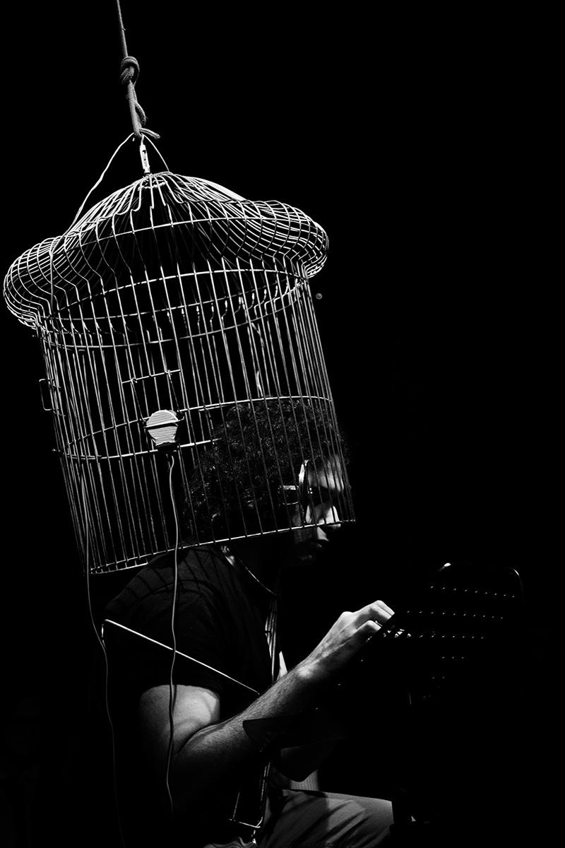 Erfan Abdi by Laurent Orseau - Les Ateliers Claus - Brussels, Belgium #3