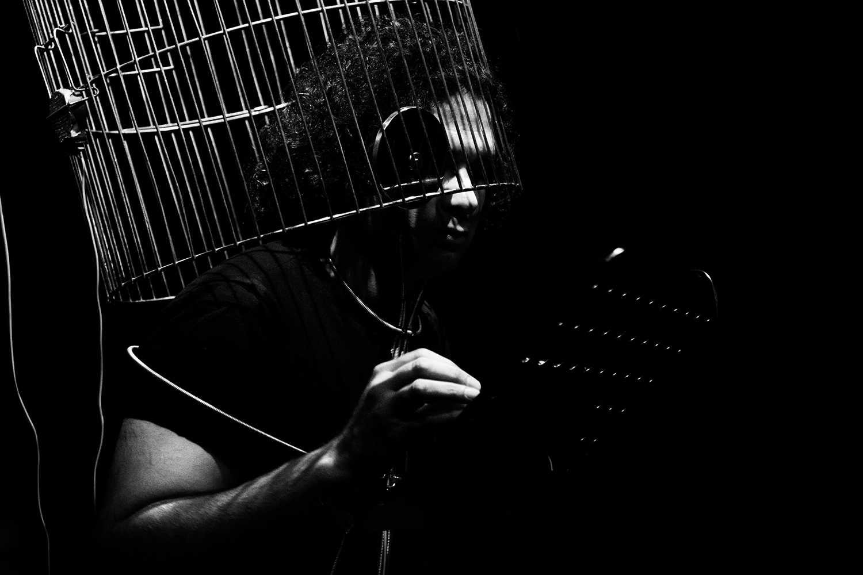 Erfan Abdi by Laurent Orseau - Les Ateliers Claus - Brussels, Belgium #7
