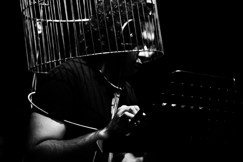 Erfan Abdi by Laurent Orseau - Les Ateliers Claus - Brussels, Belgium #8