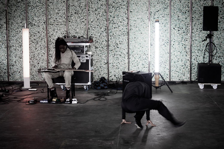 Farida Amadou & Virginie Honvoh by Laurent Orseau - Residence - ICTUS - Brussels, Belgium #14