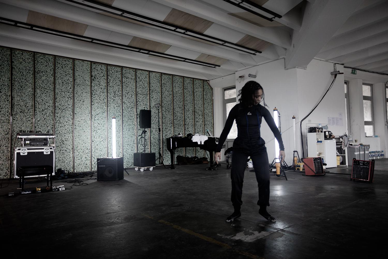 Farida Amadou & Virginie Honvoh by Laurent Orseau - Residence - ICTUS - Brussels, Belgium #19