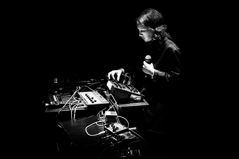 Fiesta en el vacío - Concert - Les Ateliers Claus - Brussels, Belgium