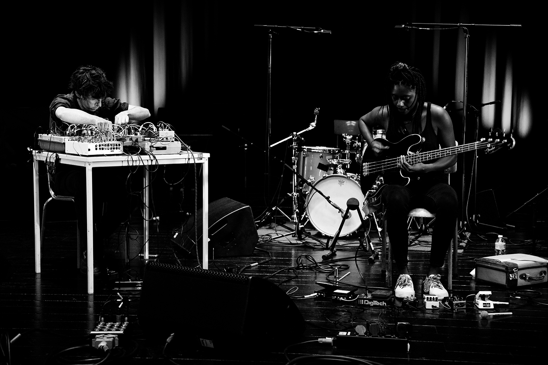 Floris Vanhoof & Farida Amadou - Summer Bummer Festival - De Studio - Antwerp, Belgium