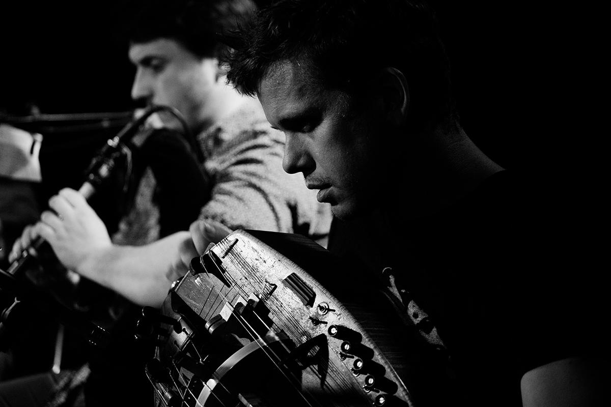 FLUX by Laurent Orseau - Concert - Les Ateliers Claus - Brussels, Belgium #10