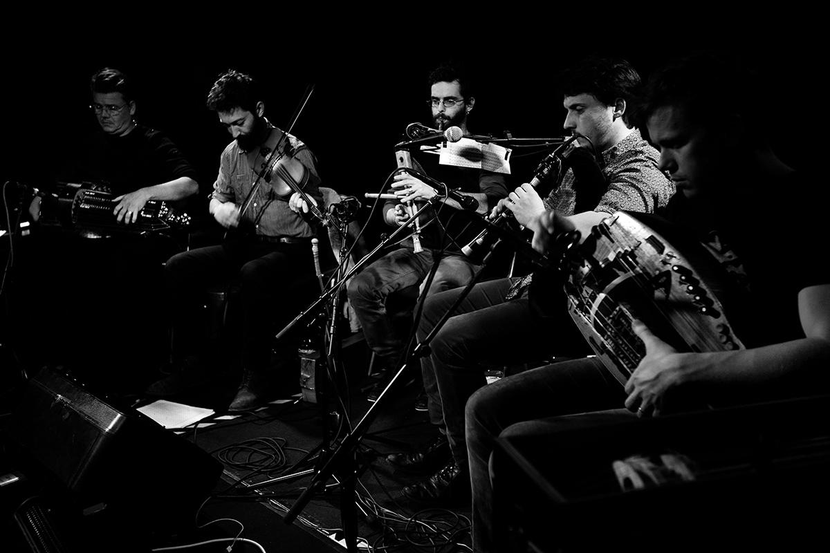 FLUX by Laurent Orseau - Concert - Les Ateliers Claus - Brussels, Belgium #3