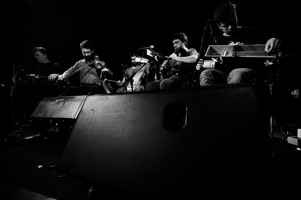 FLUX by Laurent Orseau - Concert - Les Ateliers Claus - Brussels, Belgium #4