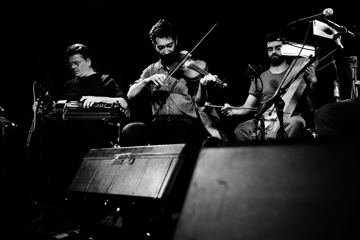 FLUX by Laurent Orseau - Concert - Les Ateliers Claus - Brussels, Belgium #6