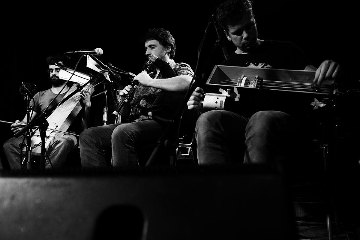 FLUX by Laurent Orseau - Concert - Les Ateliers Claus - Brussels, Belgium #7