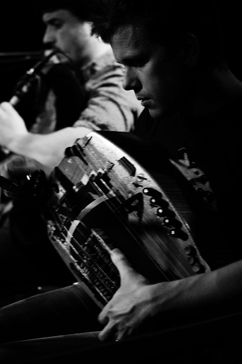 FLUX by Laurent Orseau - Concert - Les Ateliers Claus - Brussels, Belgium #9
