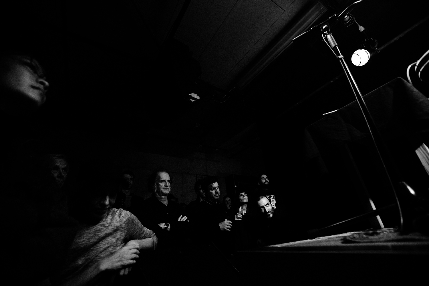 Fred Frith by Laurent Orseau - Les Ateliers Claus - Brussels, Belgium #14