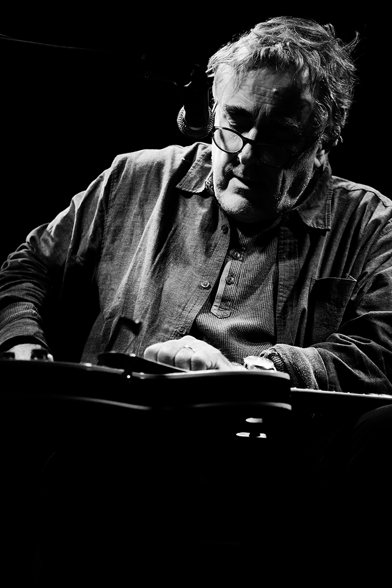 Fred Frith by Laurent Orseau - Les Ateliers Claus - Brussels, Belgium #5