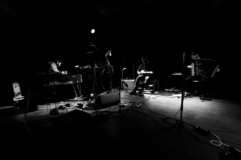 Giovanni Di Domenico & Pak Yan Lau & Manuel Mota & Joe Talia & Stan Maris by Laurent Orseau - Les Ateliers Claus - Brussels, Belgium #3