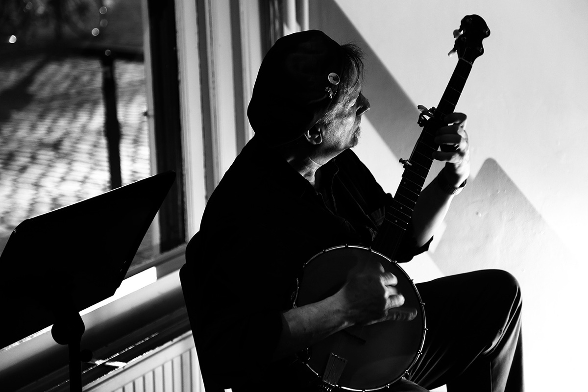 Glenn Jones - Concert - Hectoliter - Brussels, Belgium
