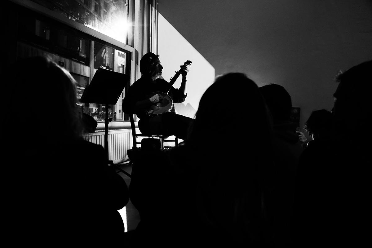 Glenn Jones by Laurent Orseau - Hectoliter - Brussels, Belgium #3