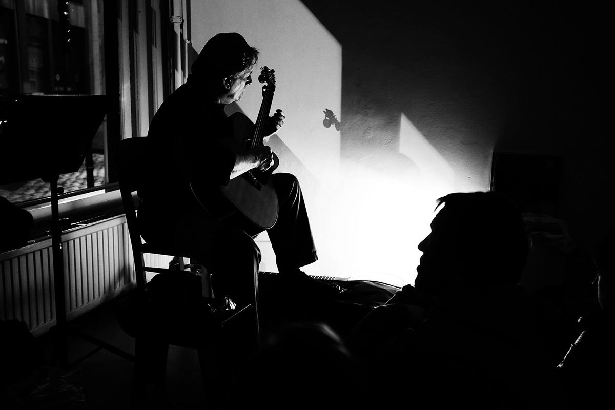 Glenn Jones by Laurent Orseau - Hectoliter - Brussels, Belgium #6