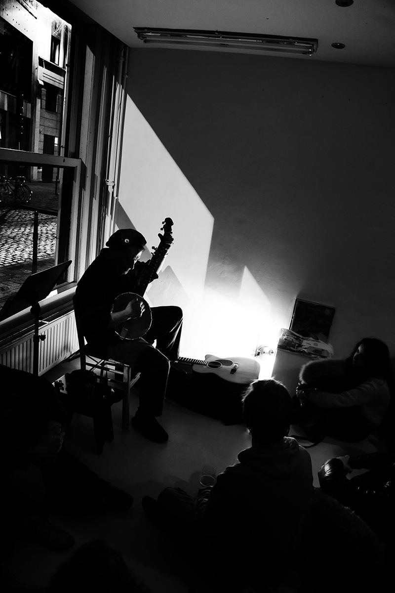 Glenn Jones by Laurent Orseau - Hectoliter - Brussels, Belgium #8